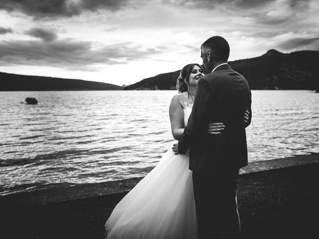 Le mariage de William et Sandra à Duingt, Haute-Savoie 11