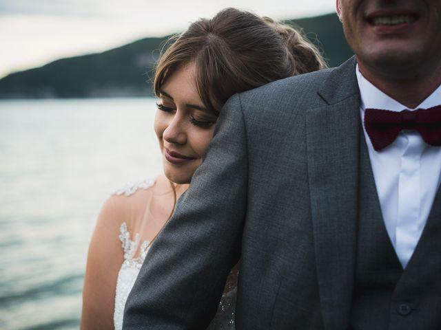 Le mariage de Sandra et William