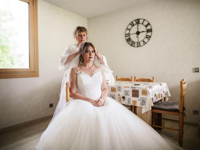Le mariage de William et Sandra à Duingt, Haute-Savoie 14