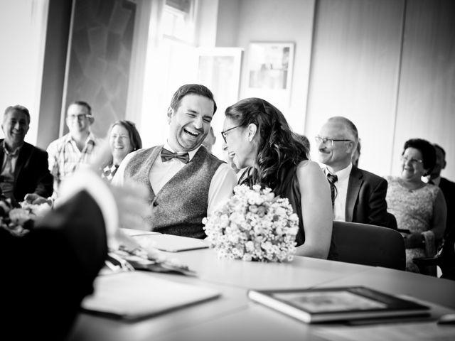 Le mariage de Pierre et Marlène à Leimbach, Haut Rhin 12
