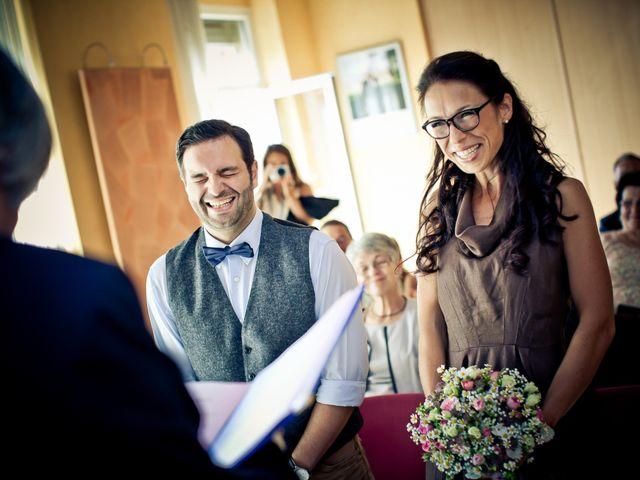 Le mariage de Pierre et Marlène à Leimbach, Haut Rhin 13