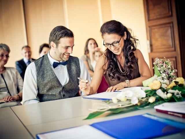 Le mariage de Pierre et Marlène à Leimbach, Haut Rhin 14