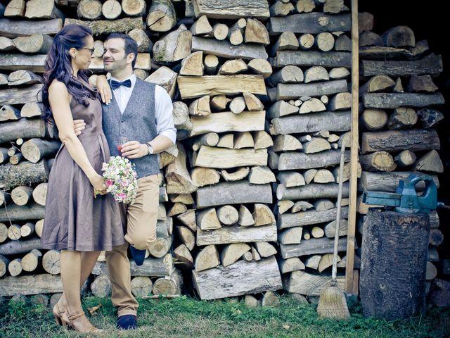 Le mariage de Pierre et Marlène à Leimbach, Haut Rhin 23