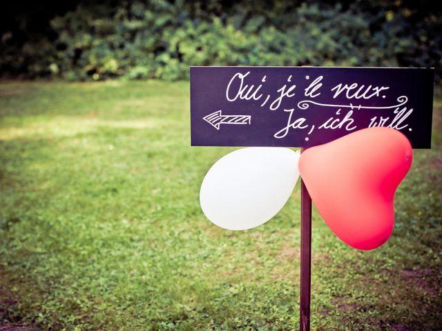 Le mariage de Pierre et Marlène à Leimbach, Haut Rhin 38