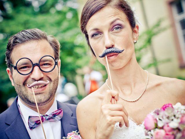 Le mariage de Pierre et Marlène à Leimbach, Haut Rhin 57