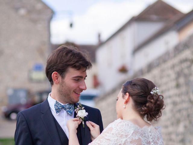 Le mariage de Guillaume et Justine à Samoreau, Seine-et-Marne 4