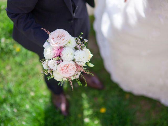 Le mariage de Guillaume et Justine à Samoreau, Seine-et-Marne 1
