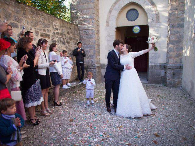 Le mariage de Guillaume et Justine à Samoreau, Seine-et-Marne 16