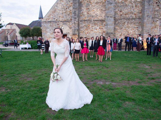 Le mariage de Guillaume et Justine à Samoreau, Seine-et-Marne 17