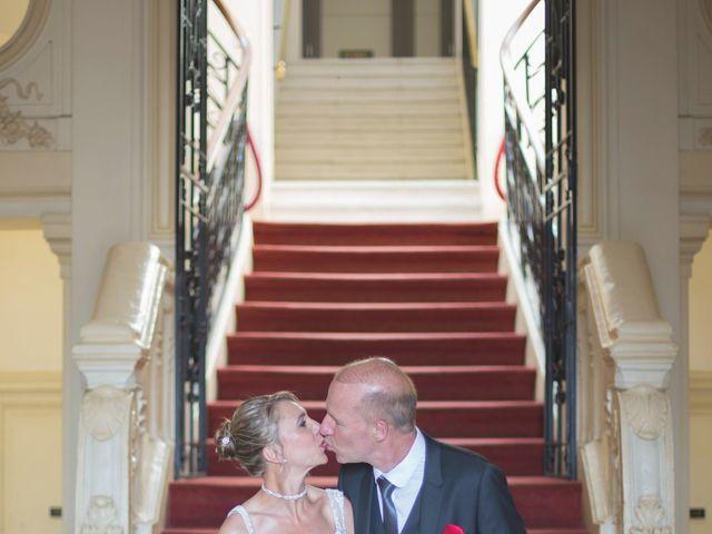 Le mariage de Gérard et Nathalie à Meulan, Yvelines 3