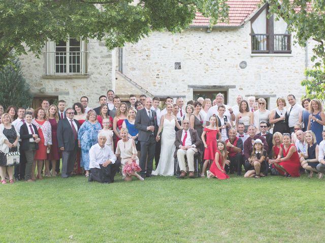 Le mariage de Gérard et Nathalie à Meulan, Yvelines 5