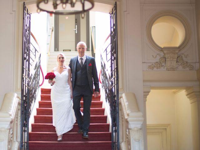 Le mariage de Gérard et Nathalie à Meulan, Yvelines 10
