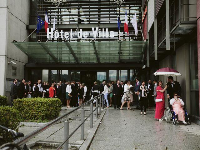 Le mariage de Alain et Melanie à Sassenage, Isère 43
