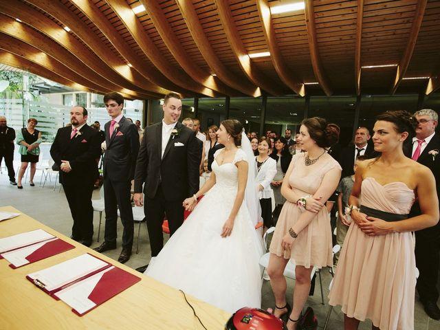 Le mariage de Alain et Melanie à Sassenage, Isère 52
