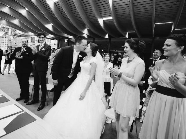 Le mariage de Alain et Melanie à Sassenage, Isère 54