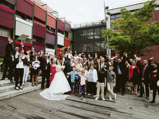 Le mariage de Alain et Melanie à Sassenage, Isère 62