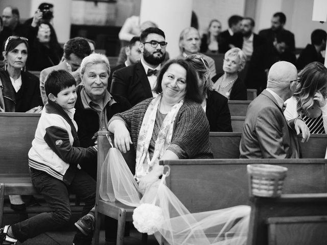 Le mariage de Alain et Melanie à Sassenage, Isère 93