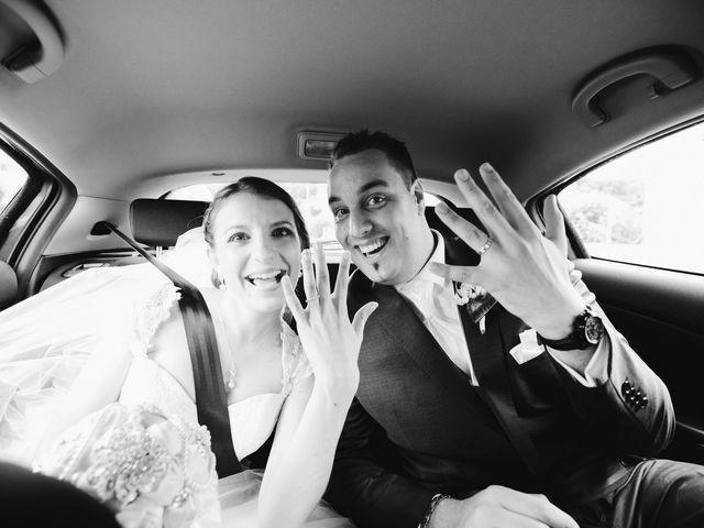 Le mariage de Alain et Melanie à Sassenage, Isère 105