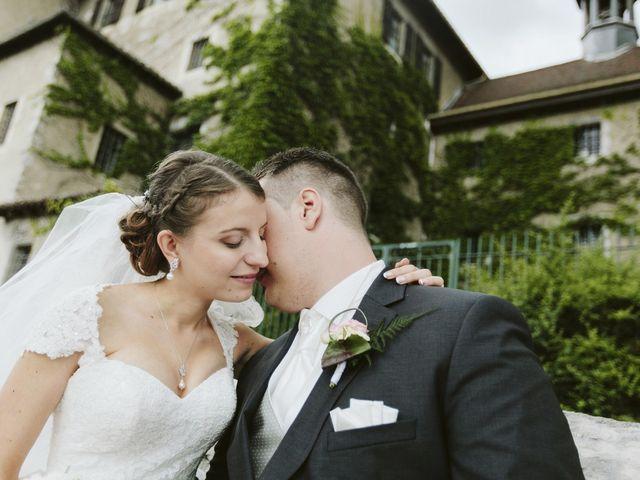 Le mariage de Alain et Melanie à Sassenage, Isère 111
