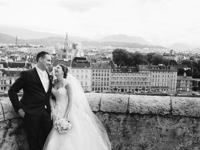 Le mariage de Alain et Melanie à Sassenage, Isère 112