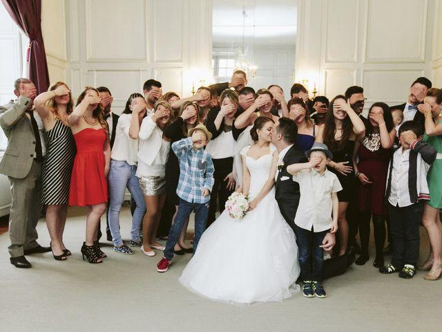 Le mariage de Alain et Melanie à Sassenage, Isère 117