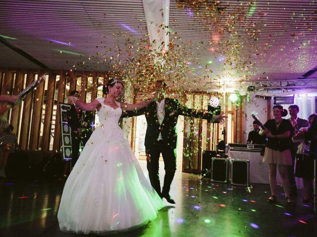 Le mariage de Alain et Melanie à Sassenage, Isère 140