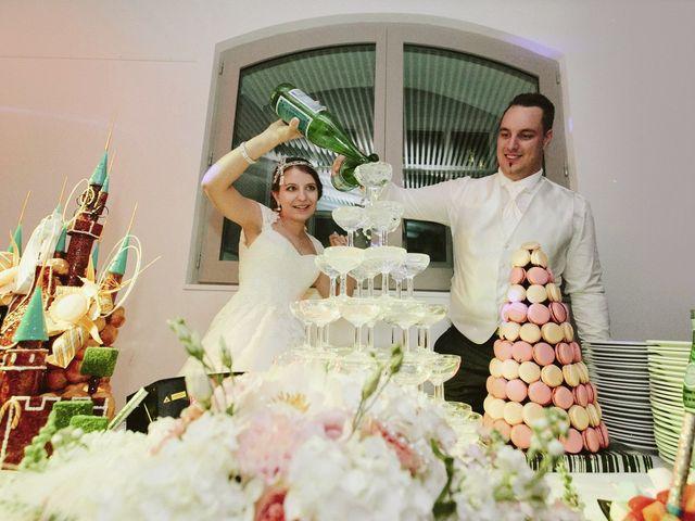 Le mariage de Alain et Melanie à Sassenage, Isère 164