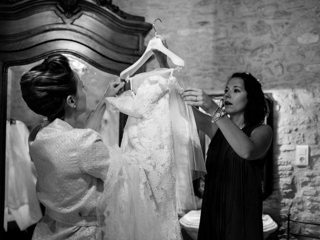 Le mariage de Amaury et Ségolène à Lacenas, Rhône 5