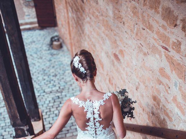 Le mariage de Amaury et Ségolène à Lacenas, Rhône 8