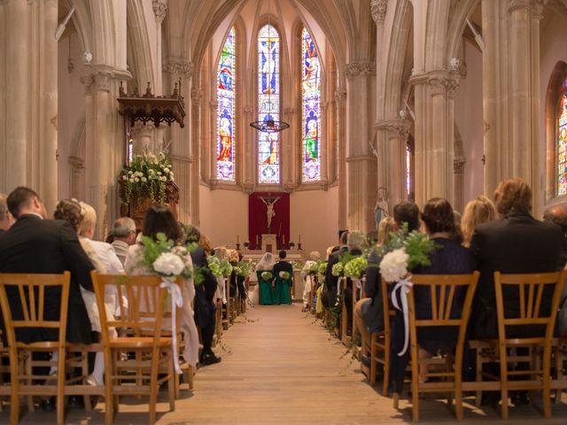 Le mariage de Amaury et Ségolène à Lacenas, Rhône 20