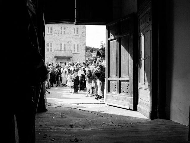 Le mariage de Amaury et Ségolène à Lacenas, Rhône 26