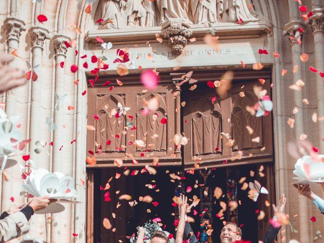 Le mariage de Amaury et Ségolène à Lacenas, Rhône 27
