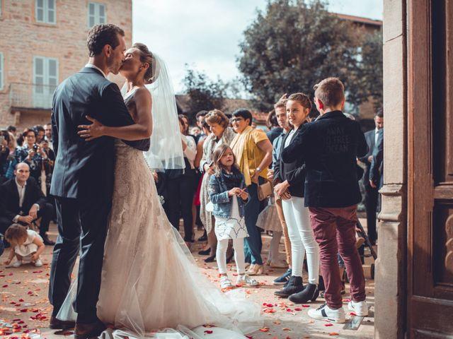 Le mariage de Amaury et Ségolène à Lacenas, Rhône 28