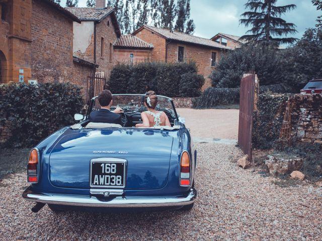 Le mariage de Amaury et Ségolène à Lacenas, Rhône 30