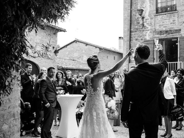 Le mariage de Amaury et Ségolène à Lacenas, Rhône 31