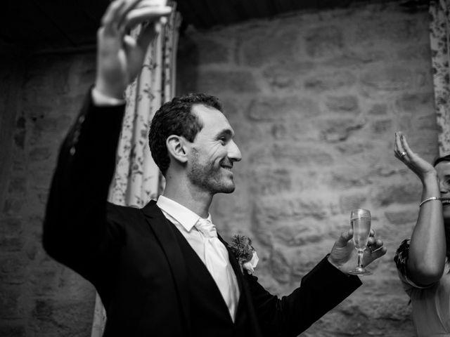Le mariage de Amaury et Ségolène à Lacenas, Rhône 35