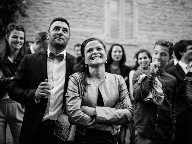 Le mariage de Amaury et Ségolène à Lacenas, Rhône 39