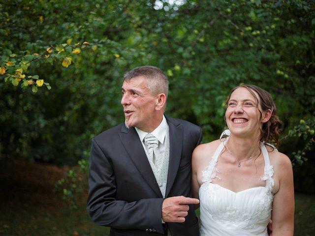 Le mariage de Guylène et Fabrice