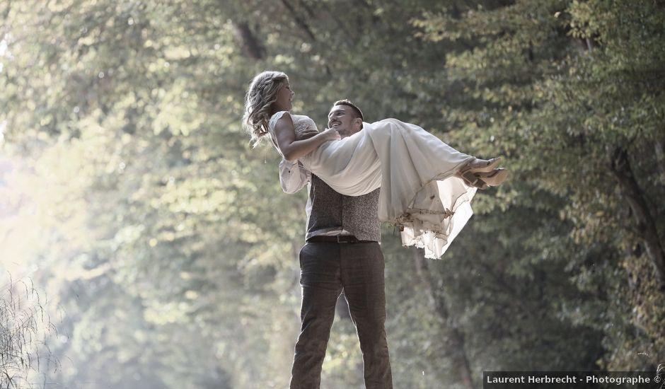Le mariage de Jonathan et Amandine à Foussemagne, Territoire de Belfort
