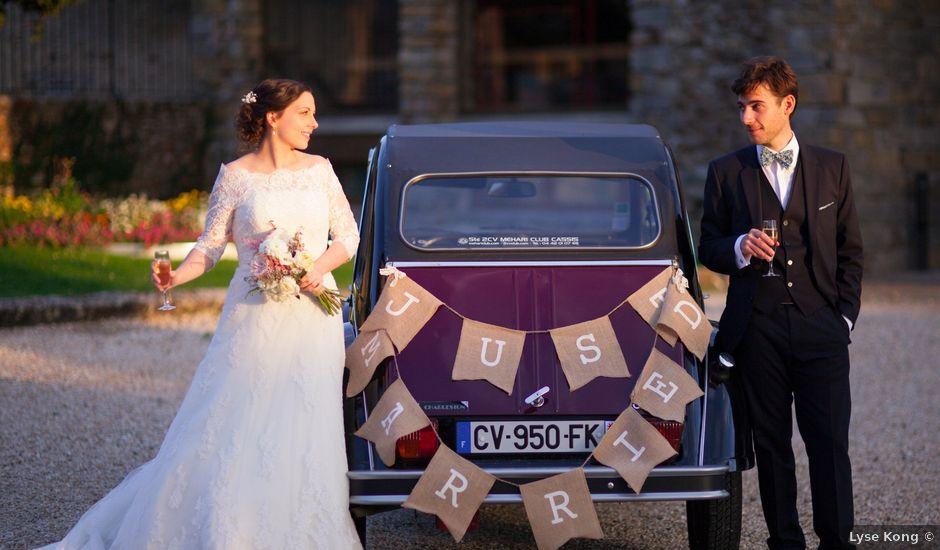 Le mariage de Guillaume et Justine à Samoreau, Seine-et-Marne