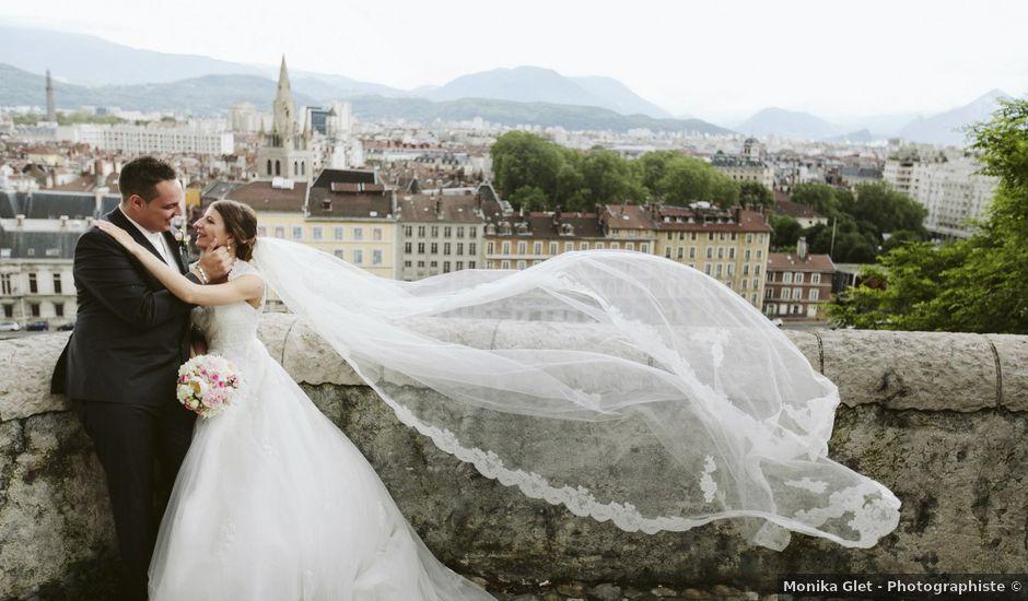 Le mariage de Alain et Melanie à Sassenage, Isère