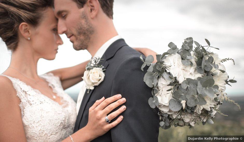 Le mariage de Amaury et Ségolène à Lacenas, Rhône