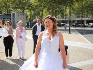 Le mariage de Julie et Thomas 1