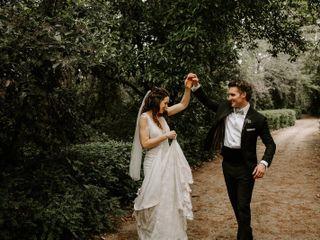 Le mariage de Cornelia et James