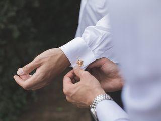 Le mariage de Guillaume et Abi 1