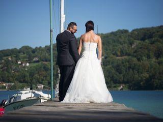 Le mariage de Laëtitia et Julien