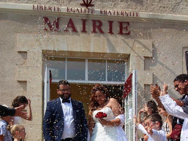 Le mariage de Pierre et Sarah à Lamothe-Montravel, Dordogne 7