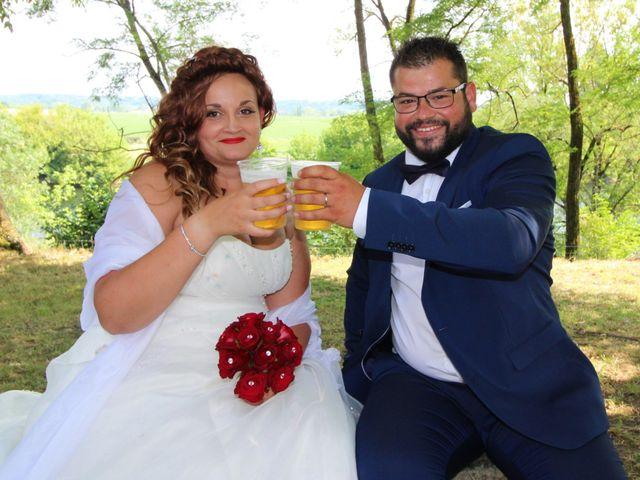 Le mariage de Pierre et Sarah à Lamothe-Montravel, Dordogne 8