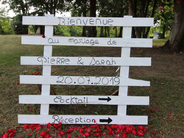 Le mariage de Pierre et Sarah à Lamothe-Montravel, Dordogne 19