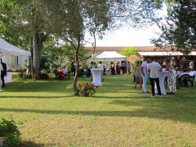 Le mariage de Pierre et Sarah à Lamothe-Montravel, Dordogne 21